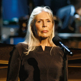 003GHN, Joni Mitchell, Canadian Singer-Song Writer, MusiCares