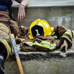 firefighters volunteer firefighters community fire department volunteer work